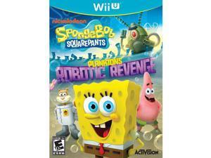 Spongebob Squarepants: Planktons Robotic Revenge for Nintendo Wii U