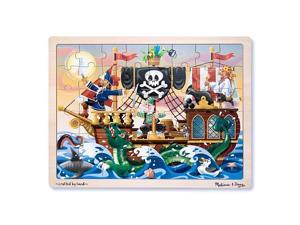 Melissa & Doug Jigsaw Puzzle 48-Piece - Pirate Adventure