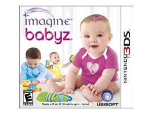 Imagine Babyz 3D for Nintendo 3DS