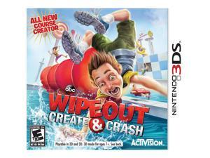 Wipeout 4: Create & Crash for Nintendo 3DS