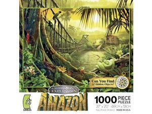 Hidden Expedition: Amazon: 1000 Pcs