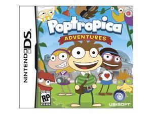 Poptropica Adventures for Nintendo DS