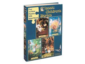 Classic Children's Stories Puzzle I - Goldilocks: 48 Pcs