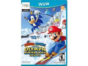 Mario & Sonic at the Sochi 2014 Olympic Winter Games for Nintendo Wii U