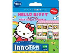 Vtech InnoTab Learning Game - Hello Kitty: A Day with Hello Kitty & Friends #zCL