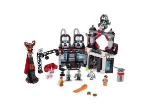 The LEGO Movie Lord Business' Evil Lair 70809
