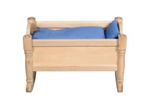Doll Cradle - Natural