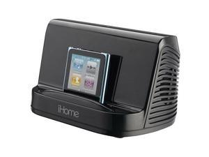 iHome Portable Stereo Speakers - Black