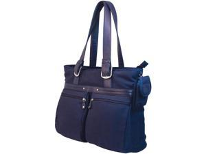"Mobile Edge 16"" Eco Casual Tote Navy"