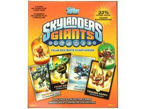 Skylanders Trading Cards Value Box