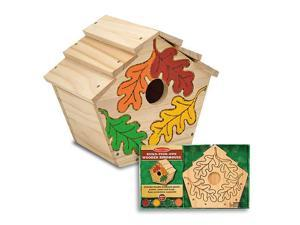 Melissa & Doug Build-Your-Own Birdhouse