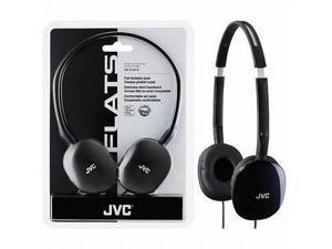 Flats Headphones - Black