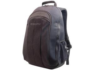 "Mobile Edge 17.3"" Eco-friendly Canvas Backpack - Black"