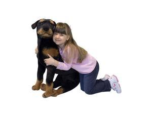 Melissa & Doug Plush Rottweiler
