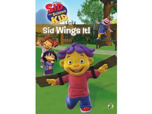 Sid The Science Kid: Sid Wings It DVD