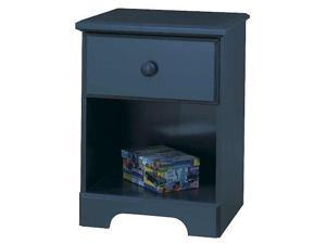 South Shore Night Stand - Blueberry
