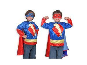 Melissa & Doug Super Hero Role Play Set