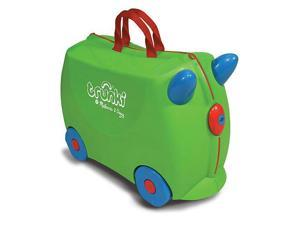 Melissa & Doug Trunki Ride-On Suitcase - Jade Green