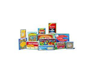 International Foods Play Food Set