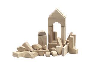 Hardwood Block 34 Piece Set