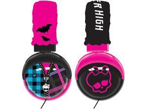 Monster High Plush Headphones