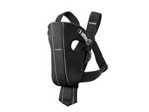 BabyBjorn Baby Carrier Original - Spirit, Black