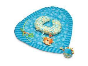 Boppy Play Mat - Stripe A' Dot