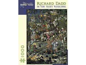 Richard Dadd - The Fairy Feller's Master-Stroke Puzzle: 1000 Pcs