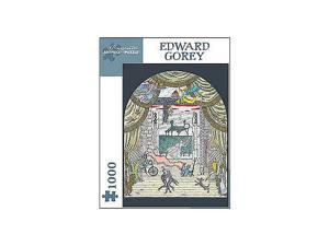 Edward Gorey Jigsaw Puzzle - 1000-Piece