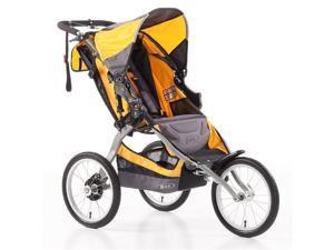 BOB Ironman Stroller - Yellow #zCL