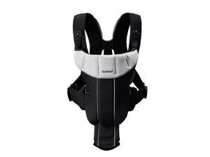 BabyBjorn Baby Carrier Active - Black/Silver #zCL