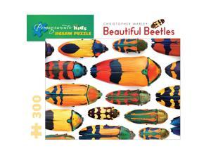Beautiful Beetles Puzzle: 300 Pcs