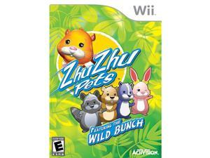 Zhu Zhu Pets: Wild Bunch for Nintendo Wii
