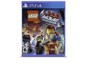 The LEGO Movie Videogame for Sony PS4