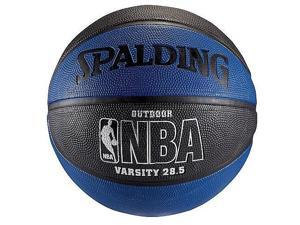 "Spalding NBA Varsity 28.5"" Basketball - Blue/Black #zCL"