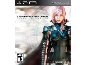 Lightning Returns: Final Fantasy XIII for Sony PS3 with Pre-order Bonus