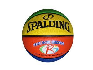 Rookie Gear Multi-Color Basketball