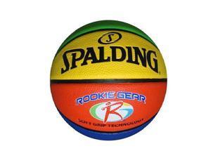 Spalding Rookie Gear Multi-Color Basketball