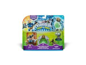 Skylanders SWAP Force Sheep Wreck Island Adventure Pack #zTS