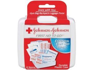 Johnson & Johnson Mini First Aid Kit 1 kit