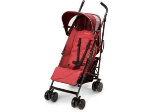 Baby Cargo Series 200 Stroller (Cherry/Pomegranate)