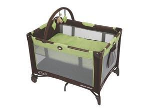 Graco Pack 'n Play Playard with Automatic Folding Feet (Go Green)