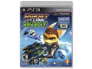 Ratchet & Clank: Full Frontal Assault for Sony PS3