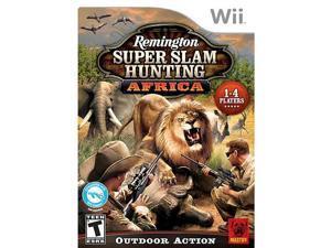 Remington Super Slam Hunting: Africa for Nintendo Wii