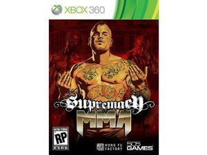 Supremacy MMA for Xbox 360
