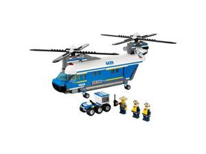 LEGO City Heavy-Duty Helicopter 4439