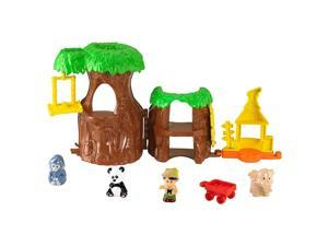 Fisher-Price Little People Animal Treehouse