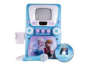 Disney Frozen CDG Karaoke Machine with Monitor