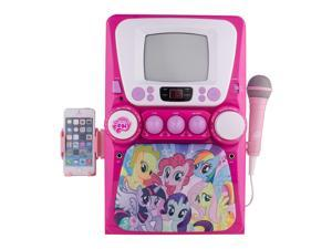 Sakar 69157-WINT My Little Pony The Little Pony Deluxe Karaoke with screen