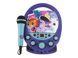 Sakar KO2-04081-WINT Littlest Pet Shop Littlest Pet Shop Flash Karaoke